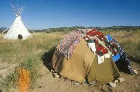 native american prayer ties holistic healing