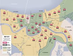 City Map Of New Orleans by Home Prices In New Orleans Metro Area Continue Steady Climb