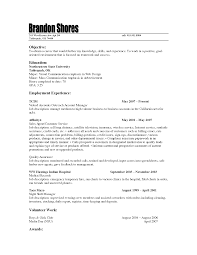 Account Manager Sample Resume Insurance Resume Objective Examples