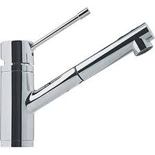franke kitchen faucets franke ffps1380 single handle pull out spray kitchen faucet satin