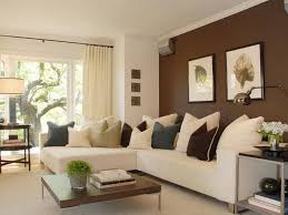 Living Room Furniture Color Schemes Awesome Living Room Color Schemes For Rooms Brown Sofa Walls
