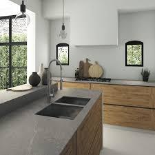 gres cerame plan de travail cuisine plan de travail céramique offrant une résistance inégalée et une