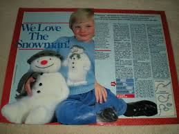 111 best the snowman images on raymond briggs snowman