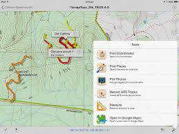 Find Map Coordinates A Great Gps For Your Mobile Phone U2013 Ian Lunt Ecology