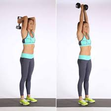 very easy exercise to tight lose arms in just 7 days glowpink