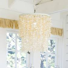 Coconut Shell Chandelier Shell Chandelier 28 Oyster Shell Chandelier Palmetto Bluff