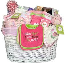 baby shower basket baby shower gift basket ideas match the theme and color horsh