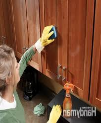 Wood Kitchen Cabinet Cleaner Cleaning Wood Kitchen Cabinets Project For Awesome Best Way To