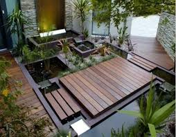 modern japanese rock garden landscape hzhomestay