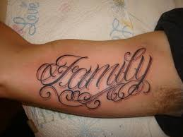 footprint tattoo quotes family first tattoos for women www galleryhip com the hippest