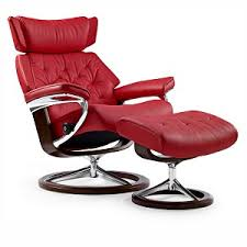 Rocker Recliner Chairs Stressless Skyline Medium Chair And Ottoman Signature Base