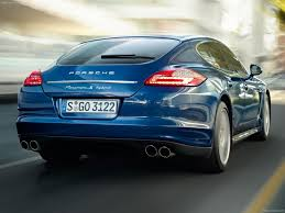 Porsche Panamera Coupe - audi s7 vs bmw 650i gran coupe vs mercedes benz cls550 vs panamera s