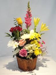 basket of flowers basket of flowers higher power flowers