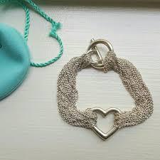 multi heart bracelet images Tiffany co jewelry hpx7 tiffany co multi strand heart jpg