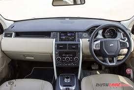 land rover 2017 inside new land rover discovery suv launched in india price rs 71 38 lakh