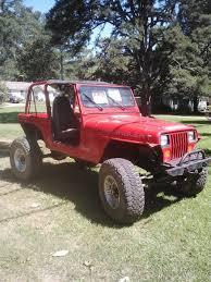 jeep rock crawler 1994 jeep wrangler rock crawler for sale birmingham alabama