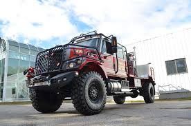 Ford Diesel Truck Fires - the bulldog 4 4 is a beastly go anywhere fire truck with mounted