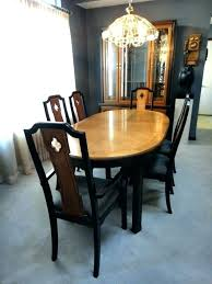 Used Dining Room Furniture For Sale Used Thomasville Dining Room Sets Early Maple Furniture Used