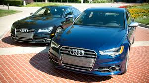 audi s6 vs which is best for enthusiast drivers audi s s6 or s7 autoblog