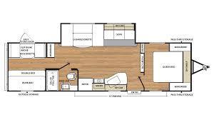 Tent Trailer Floor Plans by Catalina Sbx 291qbs Travel Trailer Floor Plan