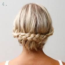 tutorial mengikat rambut kepang rambut wanita cepol anggun gaya kepang