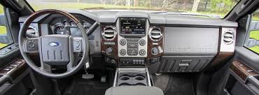 Ford F250 Platinum Interior 2015 Ford F Series Super Duty Power Stroke First Drive Autoblog