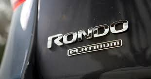 kia rondo review platinum caradvice