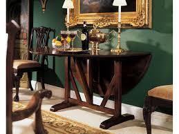harden furniture dining room drop leaf dining table 542 hickory