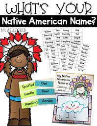 indian names on american store american indian