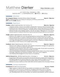 Sample Engineering Internship Resume by Engineering Internship Resume The Best Resume