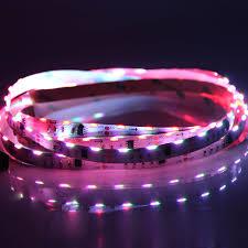 programmable led light strips ws2811 individually addressable led strip lights for flex led screen