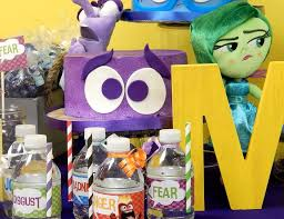 inside out party inside out party ideas for a girl birthday catch my party