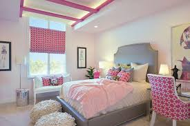 Pink Girls Bedroom 25 Cool Kids U0027 Bedrooms That Charm With Gorgeous Gray
