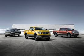 nissan titan diesel release the nissan titan causing a shake up in the truck segment