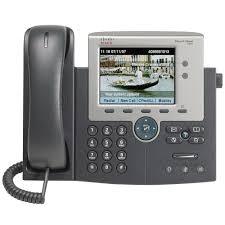 telephone bureau cisco 7945g unified ip phone cp 7945g b h photo
