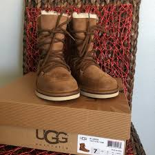 womens ugg lodge boot 38 ugg shoes ugg s lodge chestnut boot from