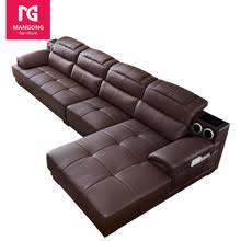 Nubuck Leather Sofa Sofa Sofa Direct From Ganzhou Mangong Home Supplies Co Ltd In