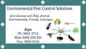 environmental pest solutions sydney