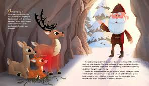 rudolph red nosed reindeer thea feldman macmillan