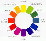 color wheel project ideas