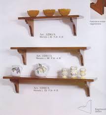 mensole color ciliegio 1232 a mensola grande 67 10eur punto mobili l arte dell