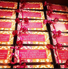 muslim wedding party mithai box cards indian wedding muslim wedding laddoo hafiz