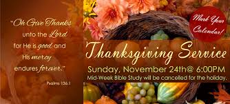 harvest family church fayetteville nc thanksgiving service