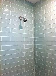 Glass Tile For Bathrooms Ideas Tiles Subway Tile Shower Marble Floor Subway Tile Shower Niche