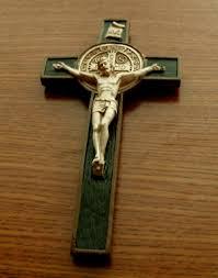 st benedict crucifix st benedict monastery online