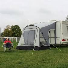 Air Awning Reviews Kampa Rapid 260 Caravan Awning From Camperite Leisure