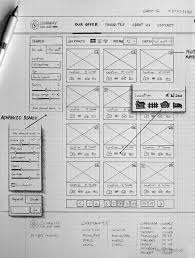 22 low fidelity web u0026 mobile prototyping examples web u0026 graphic