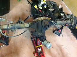 ford ranger rear axle the entire rear assembly from an explorer ranger forums