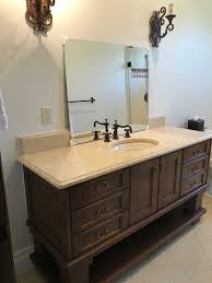 Beautiful High End Wood Bathroom Vanity Oil Rubbed Bronze Faucet Bathrooms With Bronze Fixtures