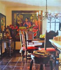 Mexican Dining Room Furniture Mexican Style Dining Room Nothing About It I Don T Fly